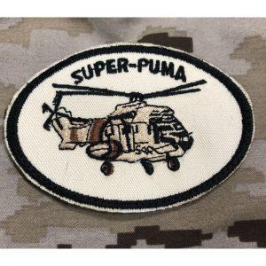 Emblema Super-Puma