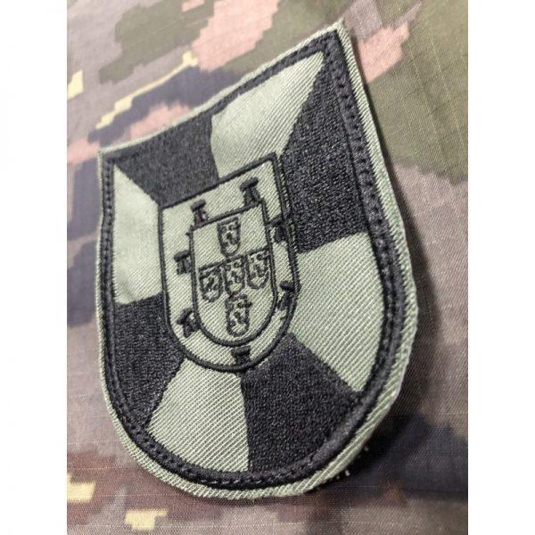 Emblema bordado Comandancia Ceuta
