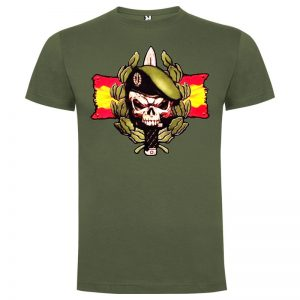 Camiseta Operaciones Especiales
