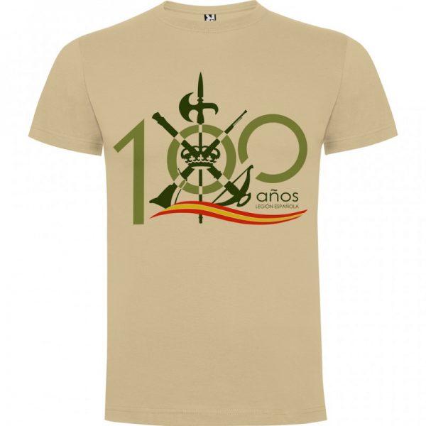 Camiseta 100 años Legión Española